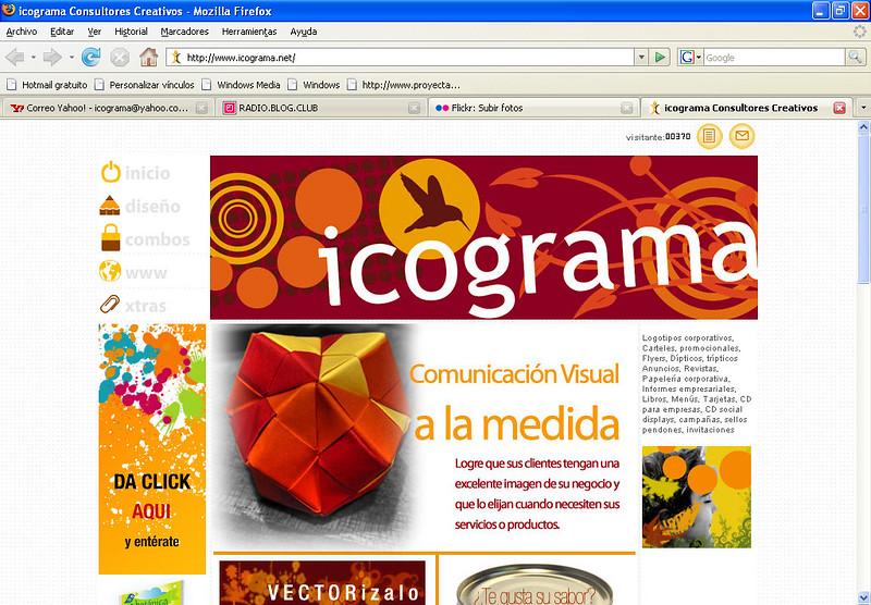 sitio icograma