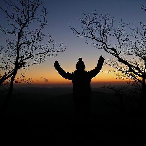 sunset usa ga flickr hiking backpacking natalie appalachiantrail bloodmountain