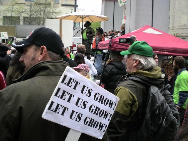Global Marijuana March // Seattle