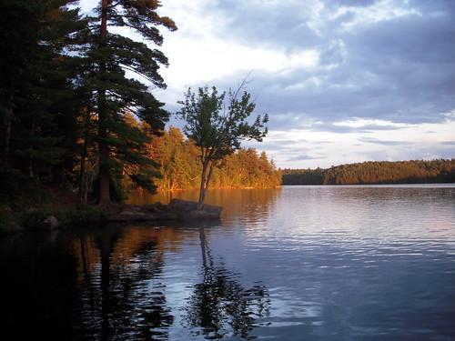 lake silent