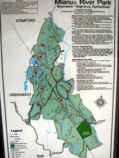mianus state park - trail map | by glemak