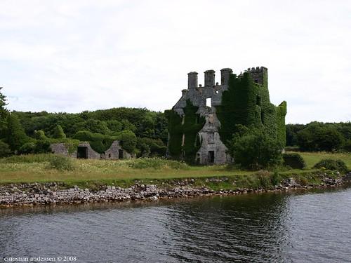 ireland castle galway water weather clouds rivercorrib underthebigsky irelandinmyheart