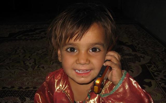 Model Hooker in Afghanistan