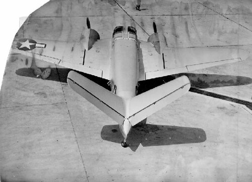 Beech : AT-11 : Kansan | by San Diego Air & Space Museum Archives