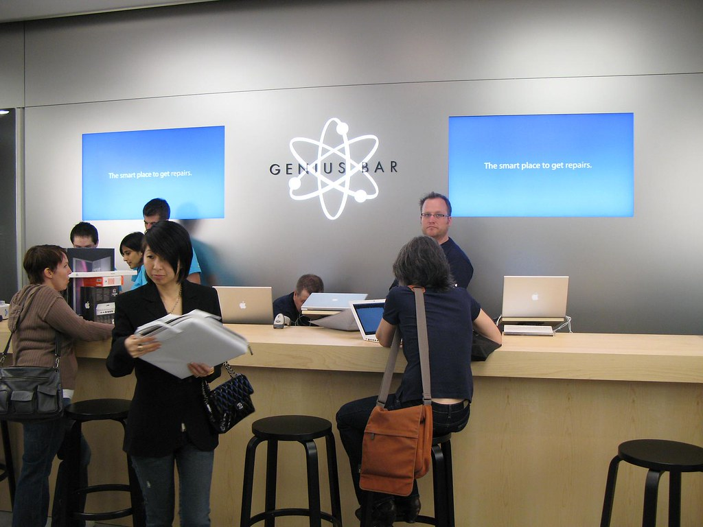 Image result for apple store genius