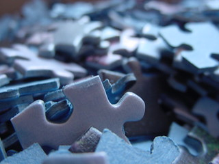 puzzle | by olgaberrios