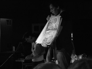 Jeffrey Lewis @ A Day At The Races | by Rick & Mindy