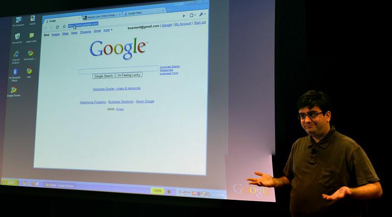 Ben Goodger and Google Chrome