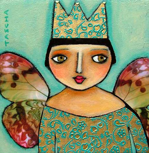 The Butterfly Fairy queen 2007 | by TASCHA'S GALLERY
