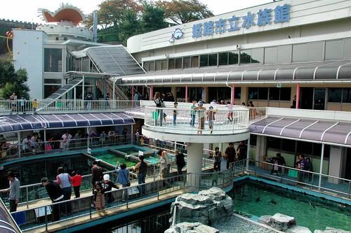 bye bye Himeji aquarium   by cotaro70s