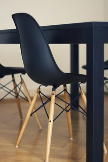 Eames chairs | by Octave Zangs