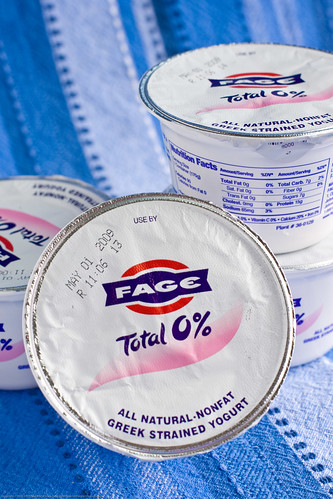 Fage Yogurt: plain 0% yogurt | by nikaboyce
