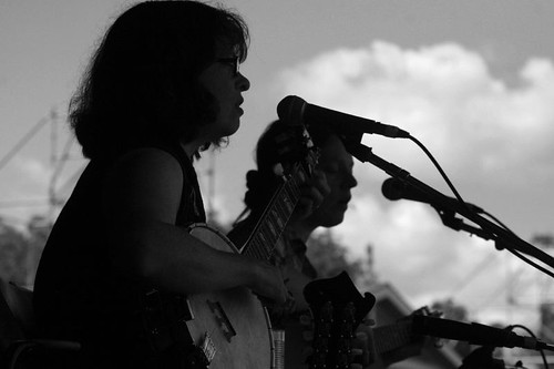 The Baird Sisters at Philly Folk Fest