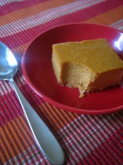 pumpkin custard