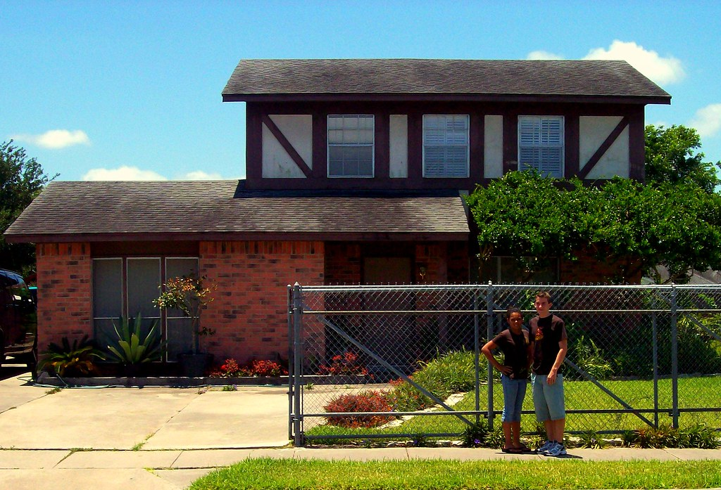 Selena S Parents House Corpus Christi 2008 This Was Selen Flickr