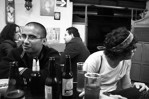 En el bar la vida es más sabrosa