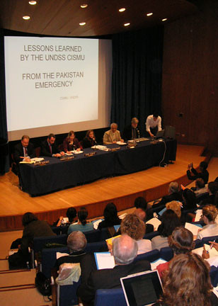 Psychology Day at the United Nations 2007