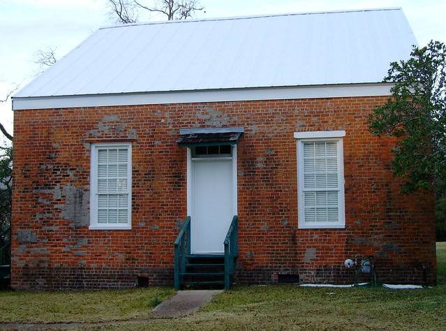 Old Feliciana Parish Courthouse (Jackson, Louisiana)