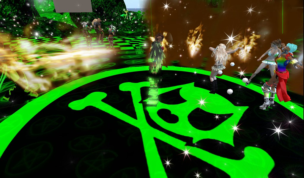 GREEN HELL LOGOS | We heard there was a party in hell. LOL ...