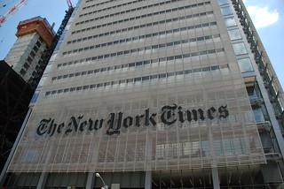 The New York Times | by Joe Shlabotnik