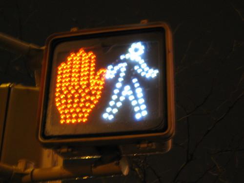 Confused traffic signal | by caesararum