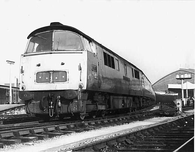 Bristol Departure.