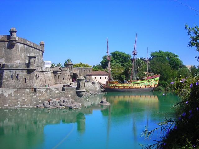 Isla Magica (Magic Island) theme park 2