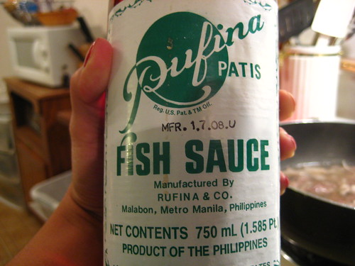 Fish sauce (patis) | by jacqui | happy jack eats