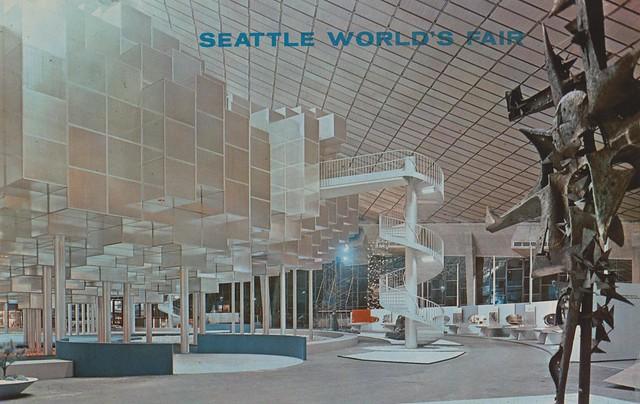 Washington State Coliseum - 1962 Seattle World's Fair