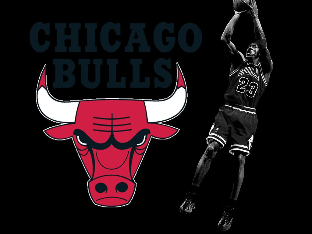 świetna jakość nowy styl kody promocyjne Michael Jordan Bulls Wallpaper | one Shot on Chicago bulls ...