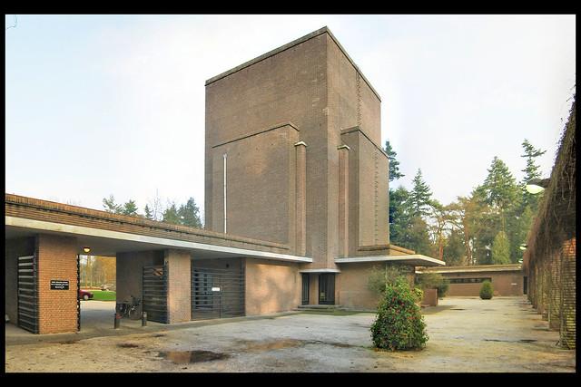 amersfoort aula begraafplaats 01 1930 vd tak cb (dodewg)