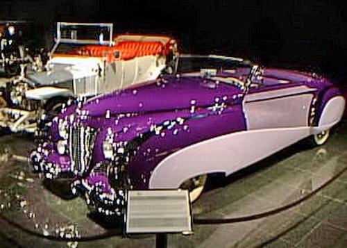 Blackhawk Car Museum >> Car99cad48a 1948 Cadillac Blackhawk Automotive Museum Flickr