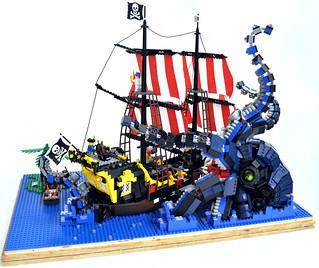 LegoKraken08   by madLEGOman