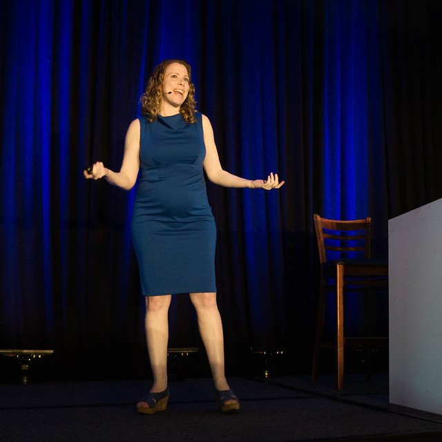 Nicole Sullivan (@stubornella) at An Event Apart San Diego: Building the Media Block Component in Reactjs
