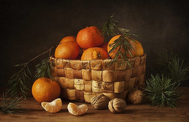 tangerine...