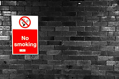 No Smoking | by chris@APL