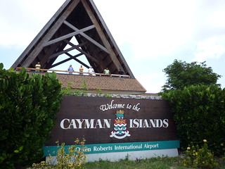 Welcome to the CAYMAN ISLANDS | by Spotted drum ♥ (on & off)