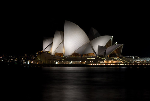 Sydney Opera House at Night | by Corey Leopold