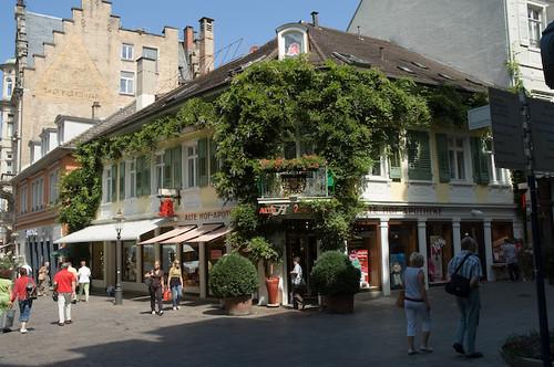 Baden Baden Innenstadt
