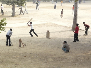Sunday morning cricket | by varunshiv