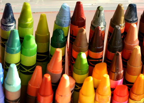 Crayons | by John-Morgan
