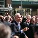 Joe Biden gets BBQ in Denver, CO, 8/25/08