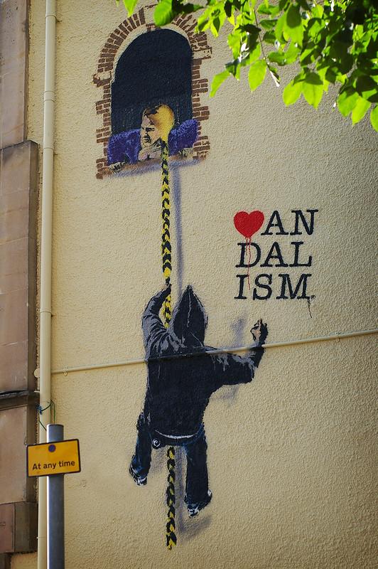 Love Vandalism