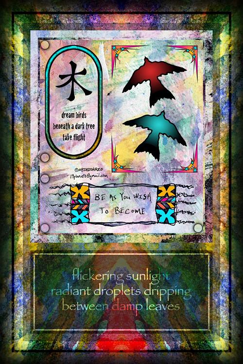 ©08 Dream Birds Become