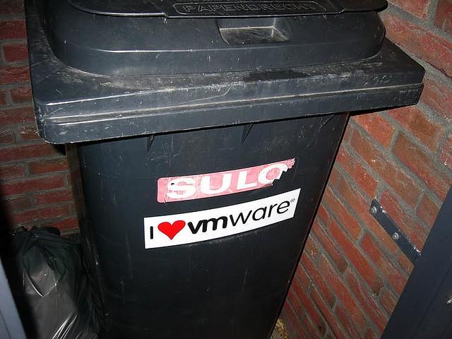 I love VMware - Eric Sloof