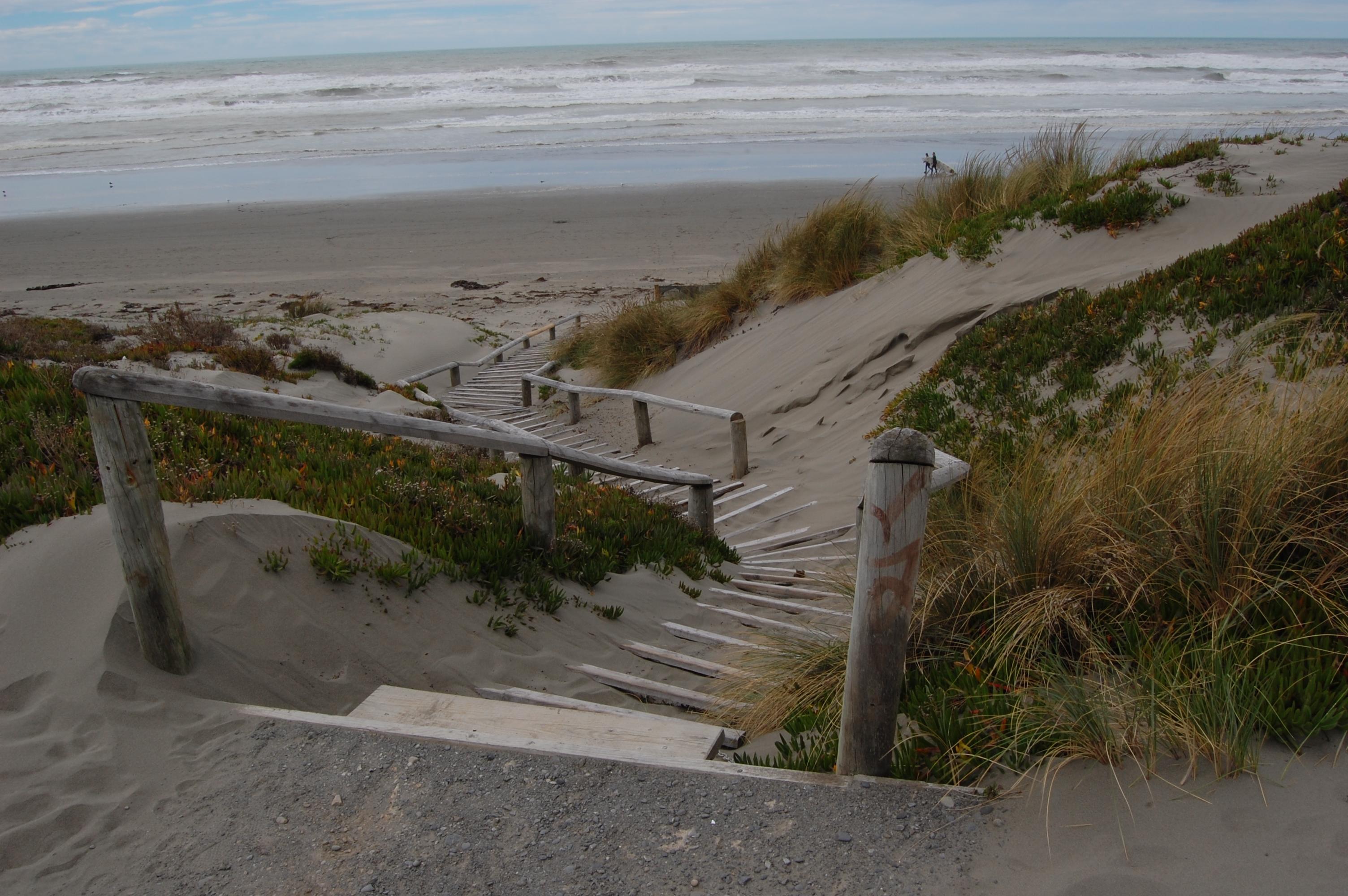 Plazove schody