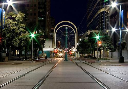 Main Street rail