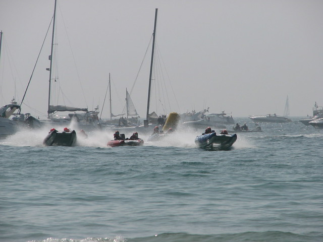 Boat Race...