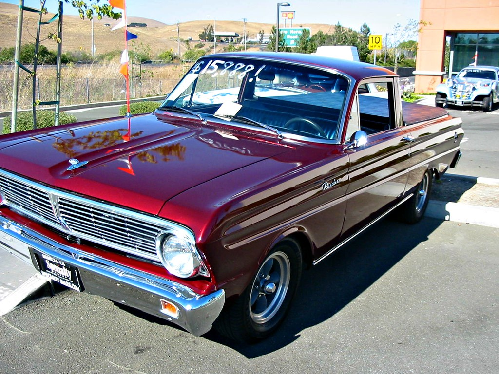 1964 Ford Falcon Ranchero with 1966 Grill (Custom) 2 | Flickr