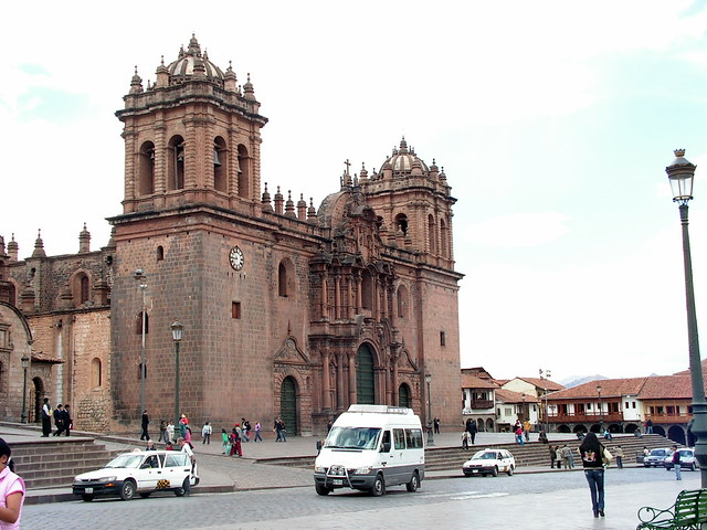 Cusco - plaza
